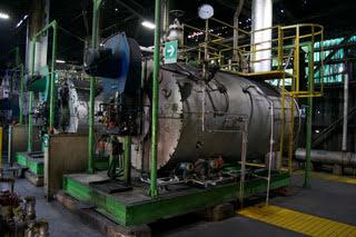 Análisis de Alternativas de Suministro de Calor a Refinería Portillos.