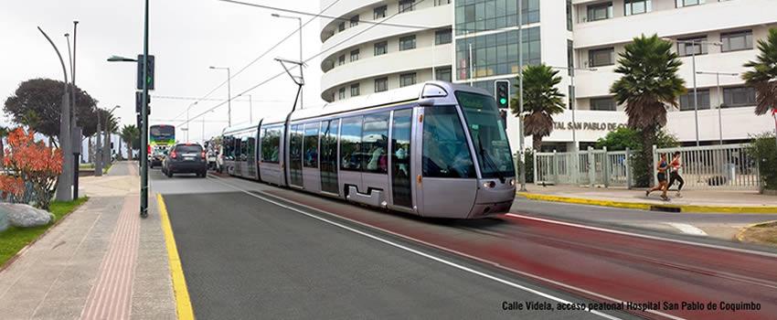 Estudio de Ingeniería Mejoramiento conectividad Coquimbo - La Serena Vía Transporte Público.
